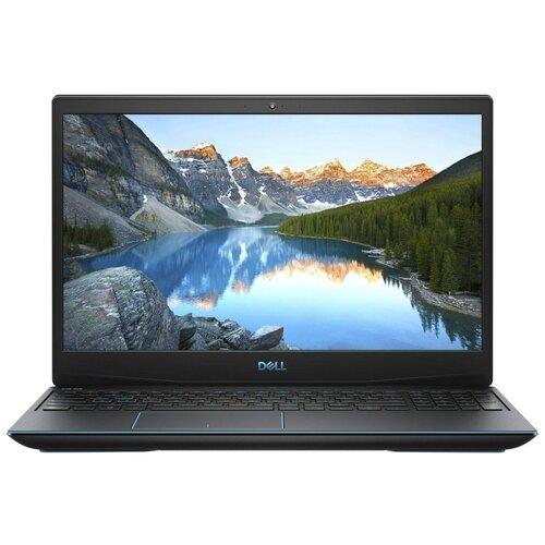 Фото - Ноутбук DELL G3 15 3500 (Intel Core i5 10300H 2500MHz/15.6/1920x1080/8GB/512GB SSD/NVIDIA GeForce GTX 1650 Ti 4GB/Windows 10 Home) G315-6644, черный ноутбук acer predator helios 300 ph315 53 15 6 1920x1080 15 6 1920x1080 50ql intel core i5 10300h 2500mhz 15 6 1920x1080 8gb 512gb ssd nvidia geforce gtx 1650 ti 4gb windows 10 home nh q7wer 005 черный