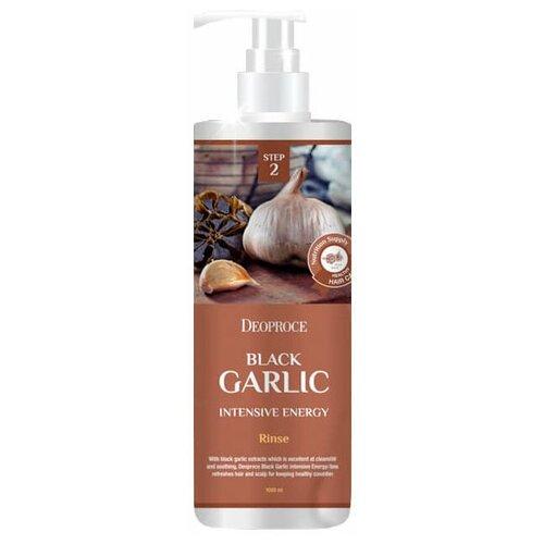 Купить Deoproce Бальзам для волос Black Garlic Intensive Energy, 1000 мл