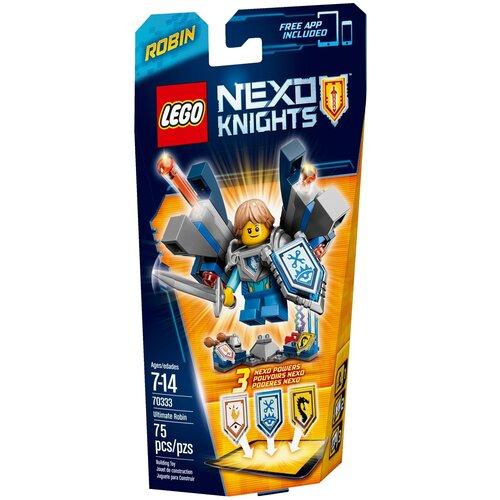 Купить Конструктор LEGO Nexo Knights 70333 Абсолютная сила Робина, Конструкторы