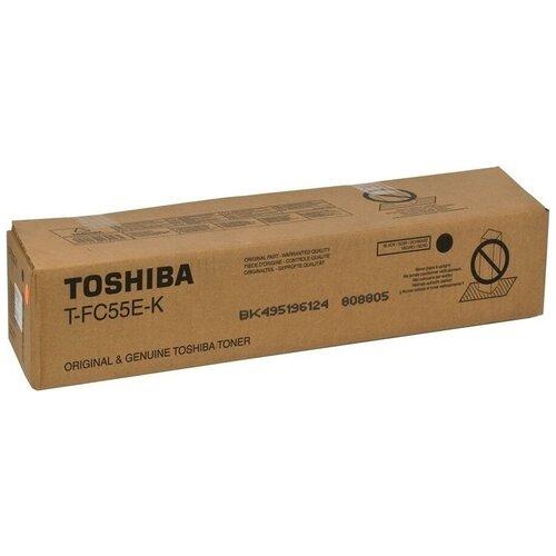 Фото - Картридж Toshiba T-FC55EK (6AK00000115) картридж toshiba t 2505e