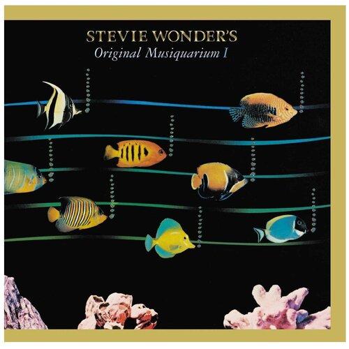 Виниловая пластинка Universal Music Stevie Wonder - Original Musiquarium I (2 LP) недорого