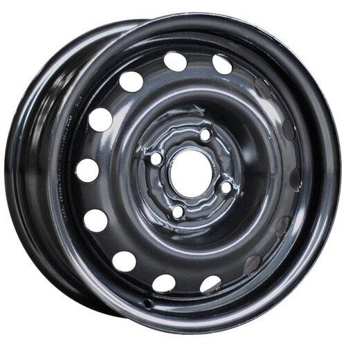 Фото - Колесный диск Trebl 6565 5.5x14/4x100 D56.6 ET45 black колесный диск cross street cr 08 6 5x16 5x114 3 d60 1 et45 s