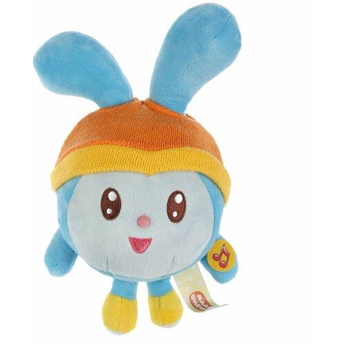 Мягкая игрушка Мульти-Пульти Малышарики Крошик в шапочке с чипом 10 см