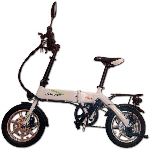 Электровелосипед xDevice xBicycle 14 - 250W, слоновая кость, АКБ Корея -обновленная модель, 250 вт