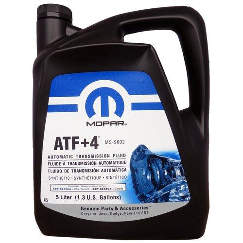 Масло трансмиссионное Mopar ATF+4 5 5 л недорого