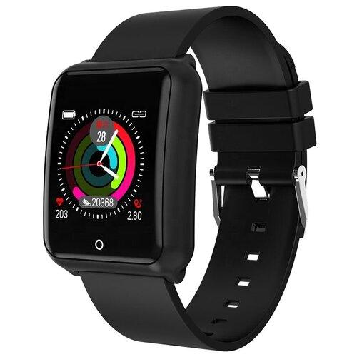 Умные часы GSMIN WP41, черный