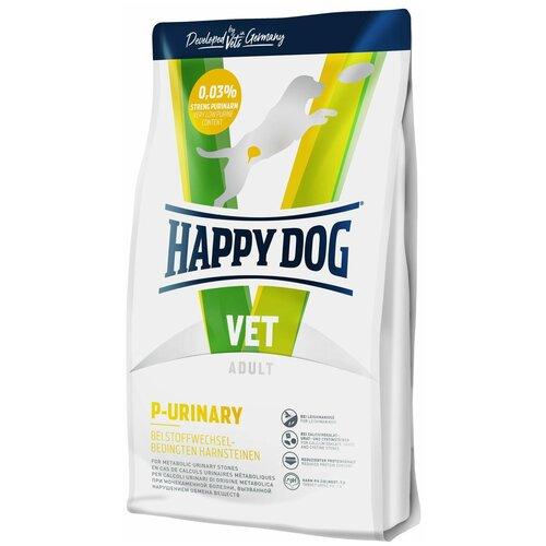 Сухой корм для собак Happy Dog VET, при мочекаменной болезни 4 кг