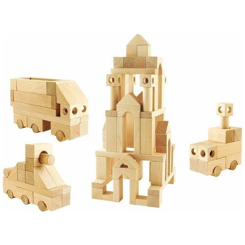 Кубики Теремок (Пелси) Строительный набор И628