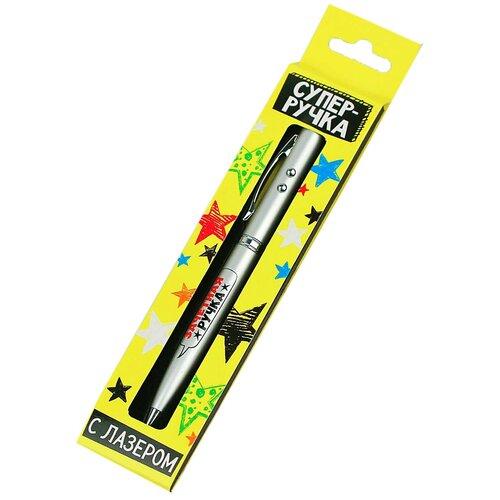 Ручка-лазер в коробке