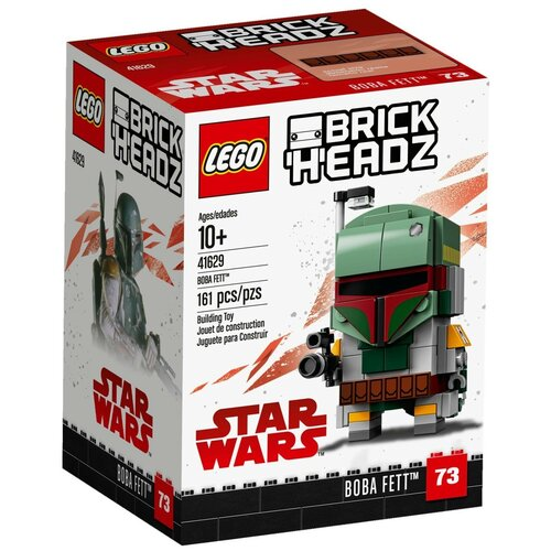 Конструктор LEGO BrickHeadz 41629 Боба Фетт