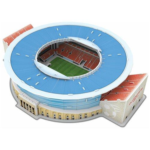 Пазл IQ Puzzle 3D Екатеринбург Арена (16553), 84 дет.