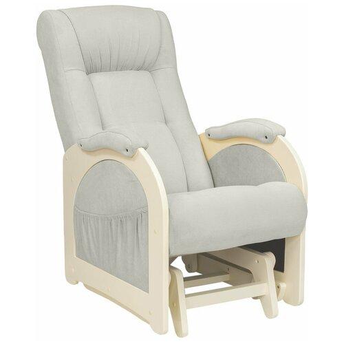 Купить Кресло для мамы Milli Joy дуб шампань/verona light grey, Подушки и кресла для мам