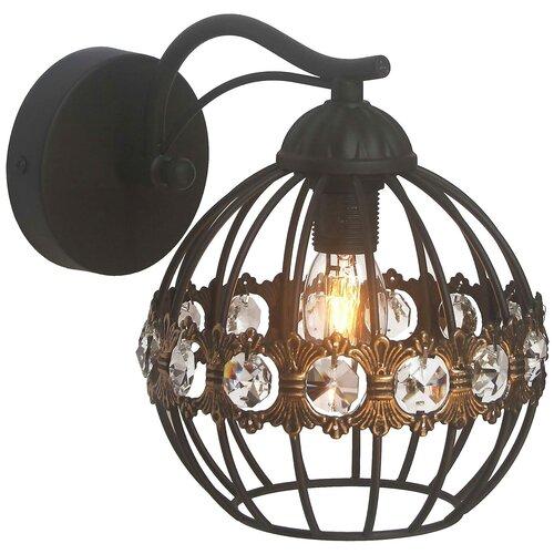 Настенный светильник F-Promo Globi 1801-1W, 40 Вт настенный светильник f promo selestine 2574 1w 40 вт