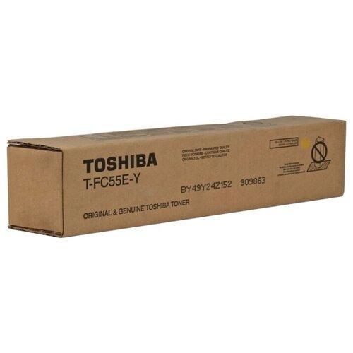 Фото - Картридж Toshiba T-FC55EY (6AK00000117) картридж toshiba t 2505e