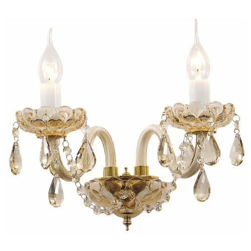 Настенный светильник Favourite Brendy 1738-2W, 80 Вт недорого