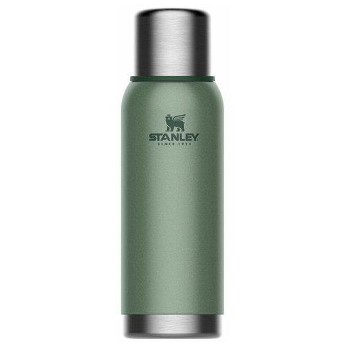 Классический термос STANLEY Adventure Vacuum Bottle, 1 л зеленый