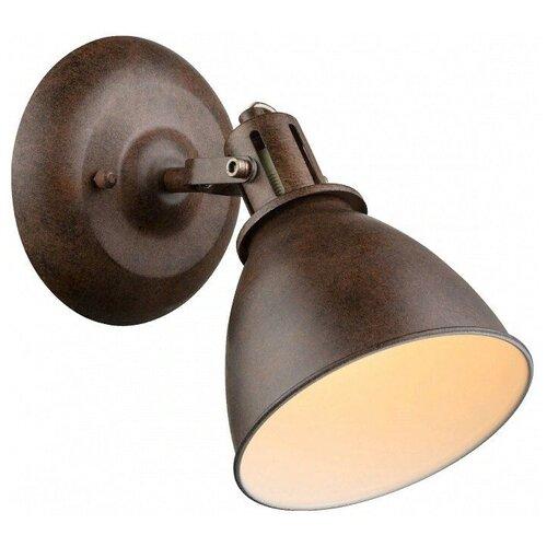 Настенный светильник Globo Lighting Giorgio 54647-1, 40 Вт настенный светильник globo lighting keith i 541007 1 40 вт