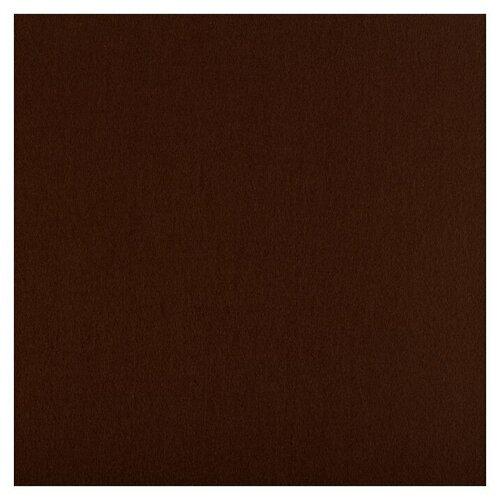 Купить Gamma Premium фетр декоративный 33 х 53 см FKS12-33/53 883 коричневый, Валяние