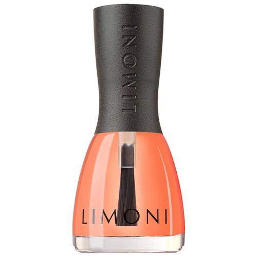 Limoni базовое и верхнее покрытие Magnetic Base Coat укрепляющее (в коробке) 7 мл прозрачный оранжевый