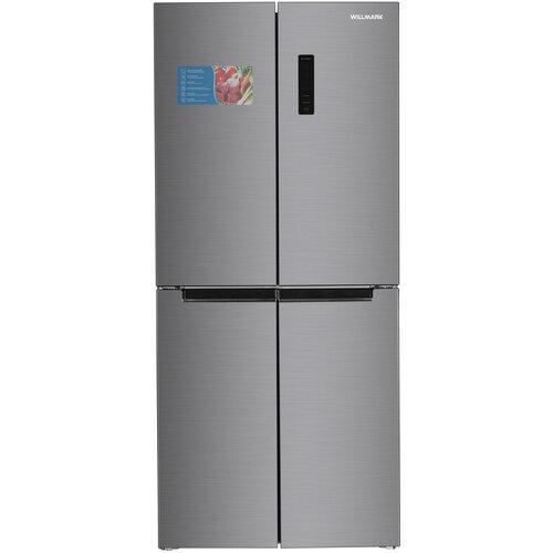 Холодильник WILLMARK MDC-642NFIX (472л Side-By-Side инв.компр.Total NoFrost A+ цвет нерж.сталь)