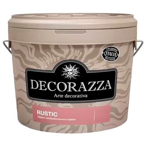 Декоративное покрытие Decorazza Rustic белый 15 кг