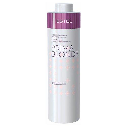 Купить Estel Professional шампунь-блеск Prima Blonde для светлых волос, 1 л