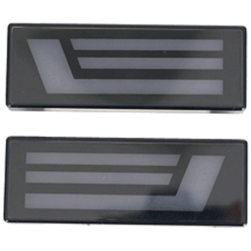 Повторитель поворота ВАЗ 2121,21213,21214,НИВА УРБАН ТЮНИНГ LED(белый свет)к-т 2 шт.N007