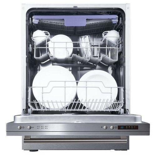 Фото - Встраиваемая посудомоечная машина Leran BDW 60-146 встраиваемая посудомоечная машина neff s513f60x2r