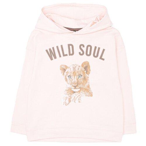 Худи crockid размер 98, светло-розовый футболка crockid размер 98 мятная конфета