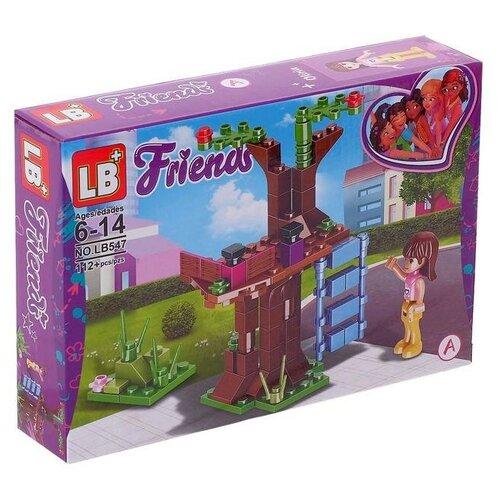 Конструктор LB+ Friends LB 547-A