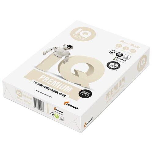Фото - Бумага IQ Premium A4 80 г/м² 500 лист., белый бумага canon a4 black label extra 80 г м² 500 лист белый