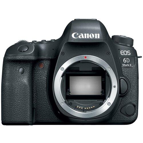 Фото - Фотоаппарат Canon EOS 6D Mark II Body черный canon powershot g1 x mark ii черный