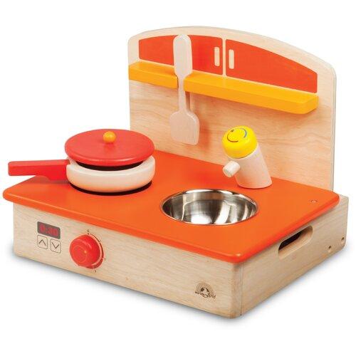 Кухня Wonderworld WW-4557 оранжевый/бежевый