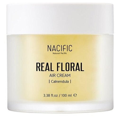NACIFIC Real Floral Air Cream Calendula гель-крем для лица с календулой, 100 мл