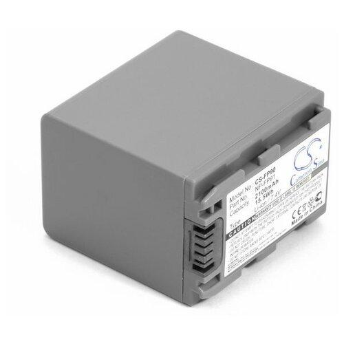 Фото - Усиленный аккумулятор для видеокамеры Sony NP-FP90, NP-FP91 усиленный аккумулятор для видеокамеры sony np fp90 np fp91