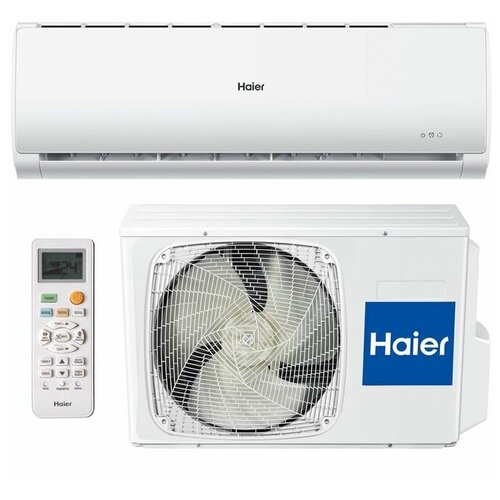 Настенная сплит-система Haier HSU-09HTT03/R2 белый