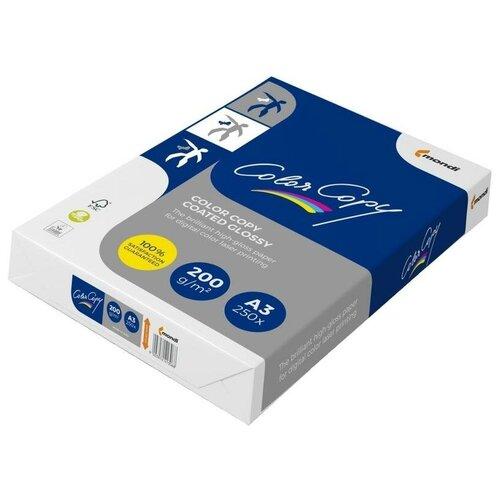 Фото - Бумага Color Copy A3 Coated Glossy 200 г/м² 250 лист., белый бумага color copy а3 200 г м2 250 л для полноцветной лазерной печати а австрия 161% cie a3 7158