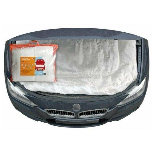 Утеплитель для двигателя, стеклоткань, цвет белый, 130*90 см ACC-01 Airline