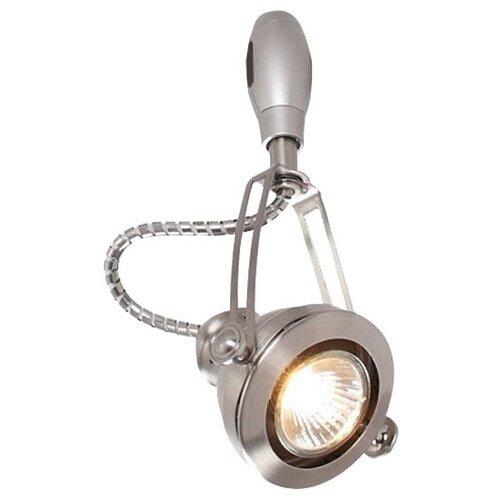 Трековый светильник-спот Odeon Light Breta 3807/1B трековый светильник спот odeon light flexi techno pro 3631 1