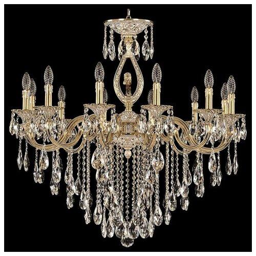 Люстра Bohemia Ivele Crystal 72401/12/300 B GW FL3B, E14, 480 Вт люстра bohemia ivele crystal 1771 12 340a gw