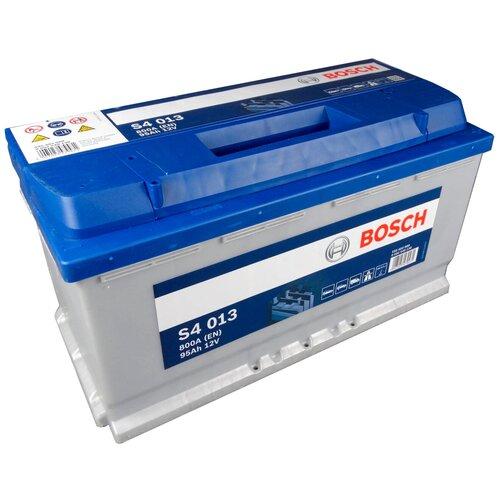 Автомобильный аккумулятор Bosch S4 013 (0 092 S40 130)