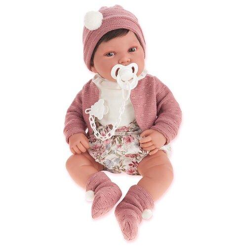 Фото - Кукла Antonio Juan Сэнди в розовом, 40 см, 3369w кукла antonio juan антония в розовом 40 см 3376p