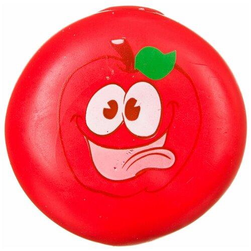 Игрушка-мялка BONDIBON Чудики Яблоко (ВВ3569) красный
