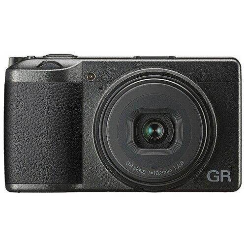 Фото - Фотоаппарат Ricoh GR III черный фотоаппарат lumicam dk02 черный