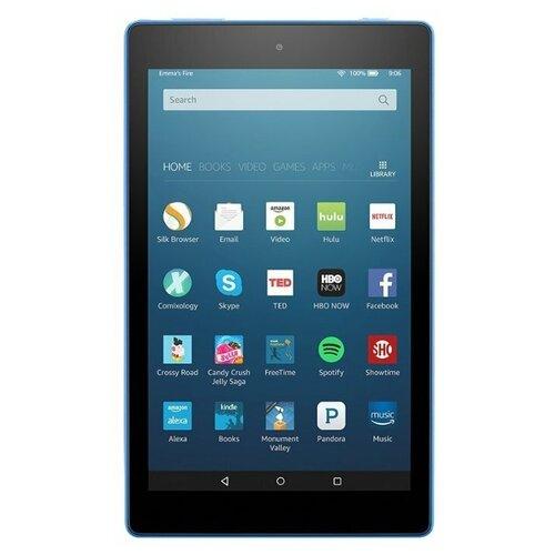 Планшет Amazon Kindle Fire HD 8 (2018) 32Gb Ad-Supported, синий