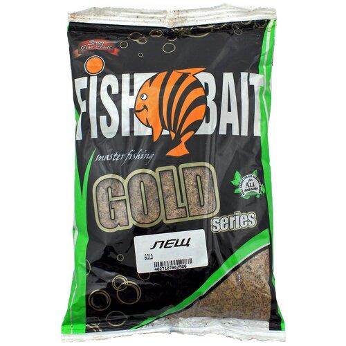 Прикормочная смесь FishBait Gold Лещ Лещ 1000 г