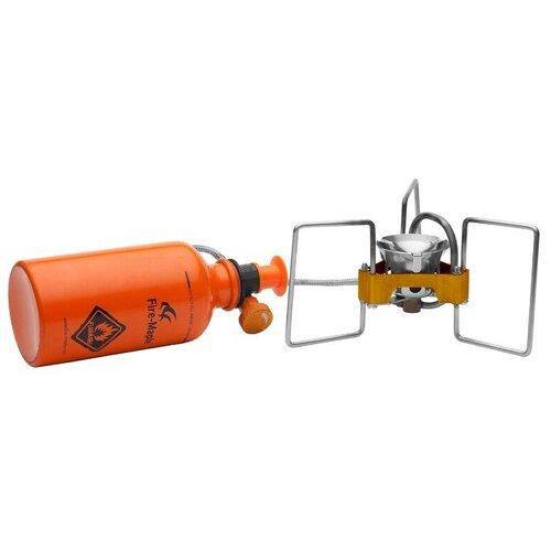 Горелка Fire-Maple FMS-F5 Turbo серебристый горелка fire maple fms 104 серебристый