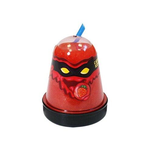 Лизун SLIME Ninja с ароматом клубники, 130 г (S130-17)