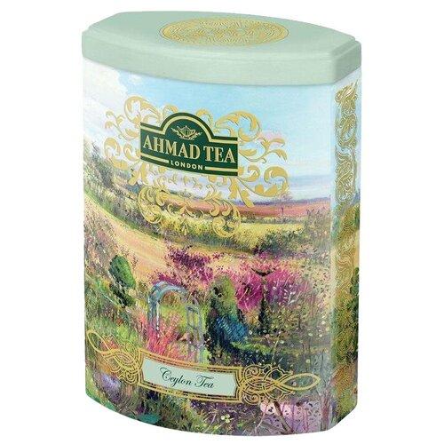 Чай черный Ahmad tea Fine tea collection Ceylon tea OP, 100 г чай ahmad tea ceylon tea op черный 100 г