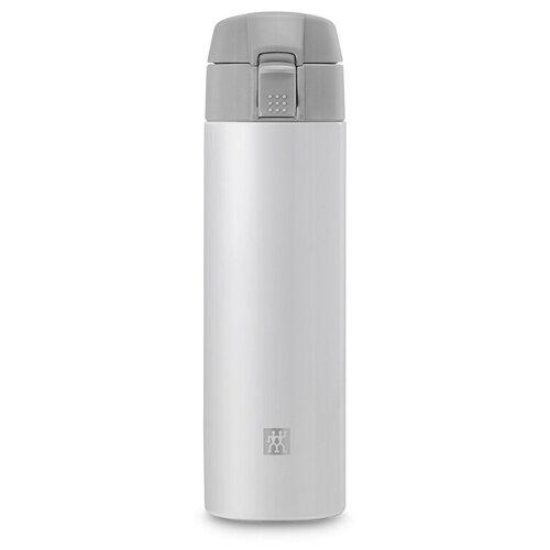 Термокружка , объем: 450 мл, материал: нержавеющая сталь, цвет: белый, серия Thermo, ZWILLING